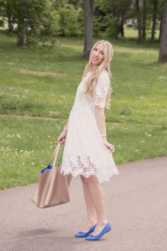 Edited Spitzenkleid Kiomi Ballerina Nicole Mohrmann