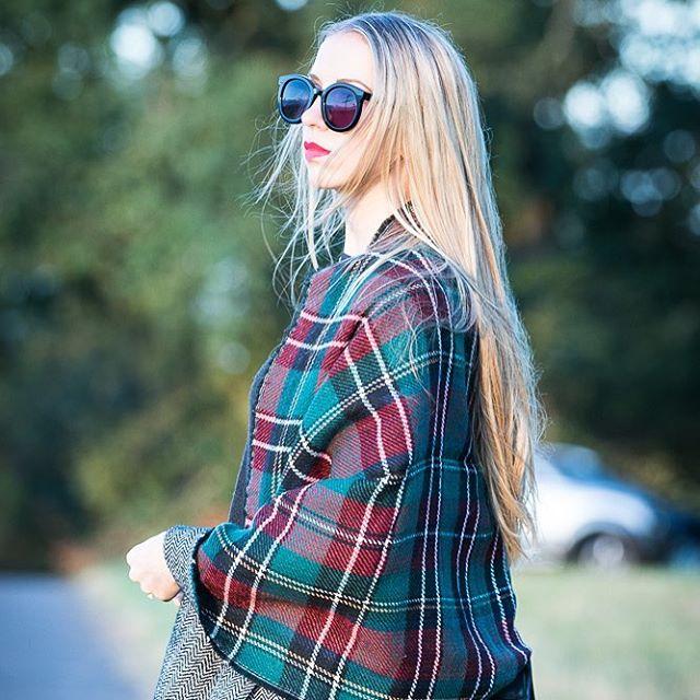 NEW POST ONLINE seven ways to wear a scarf ilymixhellip