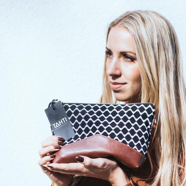 Love this cute bag from tahtibags soon on FASHIONBLONDE kosmetikbeutelhellip