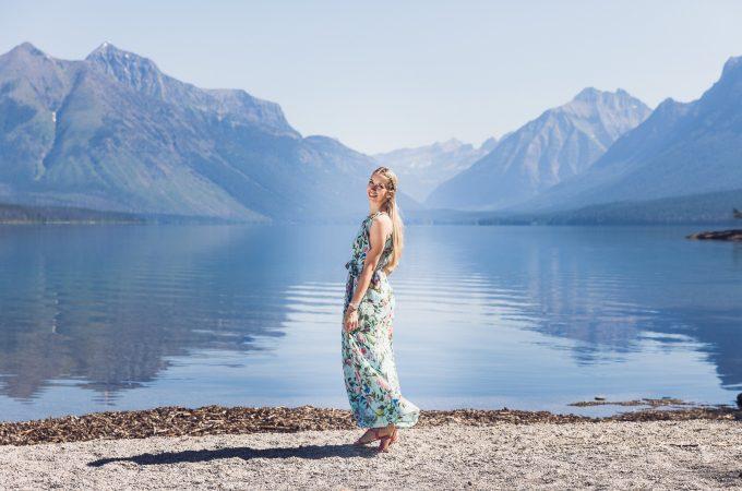 Glacier Nationalpark – Lake McDonald & Logan Pass