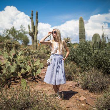 Wüstenliebe- Arizona, Phoenix und die Saguaros