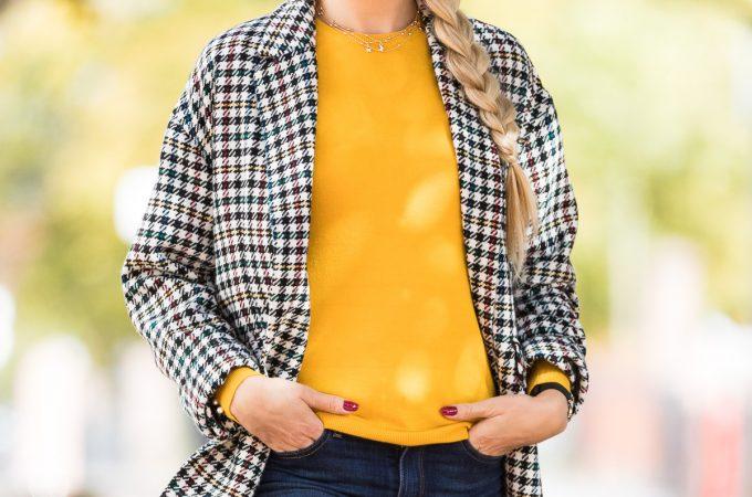 6 Teile für den herbstlichen Kleiderschrank