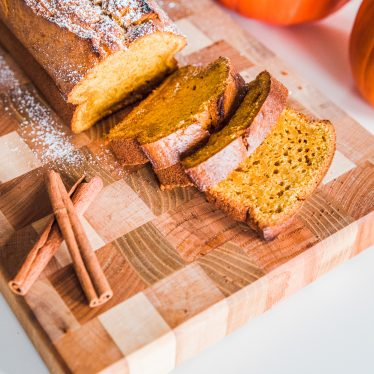 Rezept Pumpkin Bread à la Starbucks – Kürbiskuchen