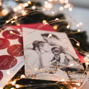 Weihnachtskarten 2018 mit Rosemood