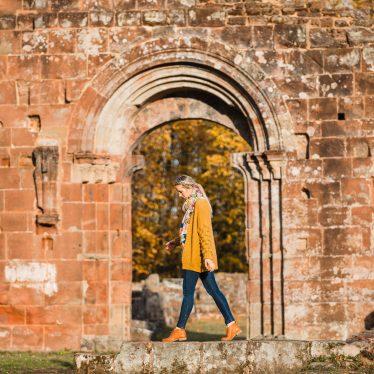 Auf den Spuren vergangener Zeiten – Klosterruine Wörschweiler