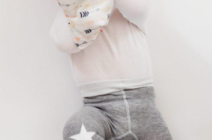 DIY Knisterkissen fürs Baby