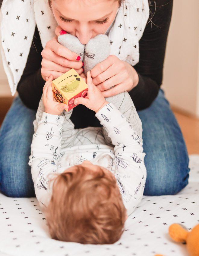 hutch&putch – Wundervolles aus Baumwolle für Baby und Mama