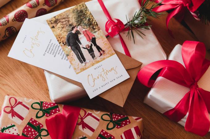 Alle Jahre wieder – Weihnachtskarten mit kaartje2go