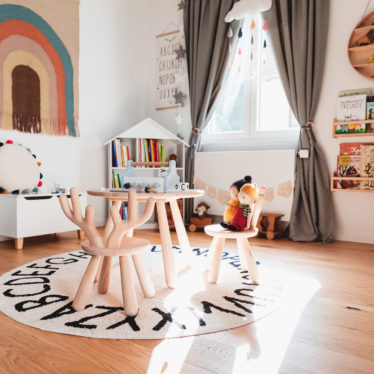 Kinderzimmer – Makeover mit Jollyroom