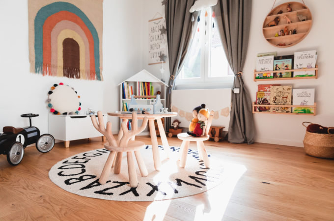 Kinderzimmer – Makeover mit Jollyroom